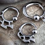 Vicious captive ring