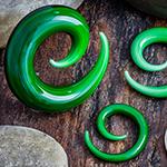 PRE-ORDER  Pyrex glass spiral