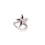PRE-ORDER Titanium threadless star