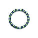 PRE-ORDER Candy stripe niobium seamless ring