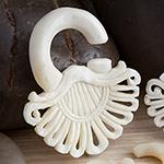 Bone Fringe design