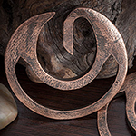 Solid copper RPM hoops