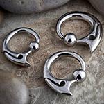 Destroyer captive ring