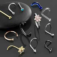 All Nostril Jewelry