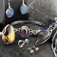 Rings, Bracelets, & Necklaces