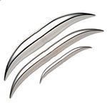 PRE-ORDER Steel septum tusk