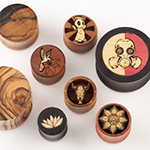 Clearance bin (Modifika wood plugs)