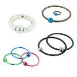PRE-ORDER Captive bead ring