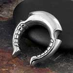 Steel divet pincher