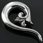 Silver Jasmine design