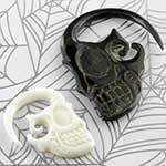 Horn and Bone sugar skulls