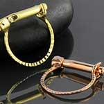 14K gold Joy septum clicker